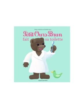 Petit ours brun fait sa...