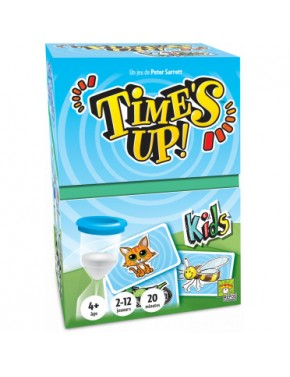 Times up kids