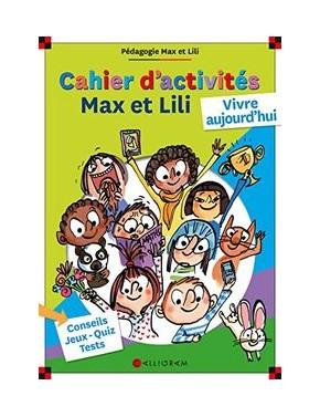 Cahier d'activités Max et...
