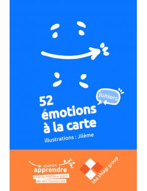 52 émotions à la carte...